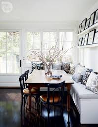 kitchen dining room nook furniture farm kitchen table white