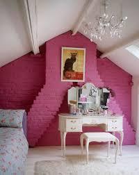 Dark Pink Bedroom - pink bedroom tudorks