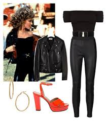 Sandy Grease Halloween Costume 20 Grease Mood Board Images Grease Costumes