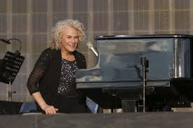 Carol King by Carole King Performs At British Summertime Festival At Hyde Park