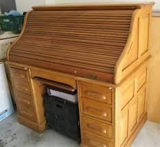 Value Of Antique Roll Top Desk Furniture Antique Price Guide