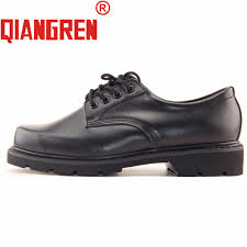 leather safety shoes qiangren military factory direct men u0027 u0027s