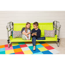 Kid Sofa Bed by Disc O Bed Kid O Bunk With Organizers Hayneedle