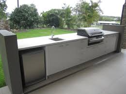 outdoor kitchen cabinets sonner or later you need a storage