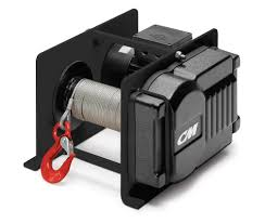 Compact Design by Winches