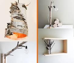 Tree Branch Bookshelf Diy 10 Unique Diy Projects Featuring Birch Wood