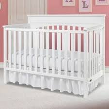 Graco Charleston Convertible Crib White Graco Cribs 2 Nursery Set Charleston Convertible Crib And