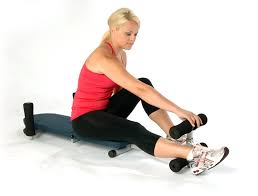 amazon com stamina in line back stretch bench back