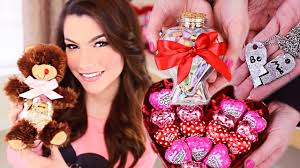 Homemade Valentines Day Gifts by Diy Valentine U0027s Day Gift Ideas Youtube