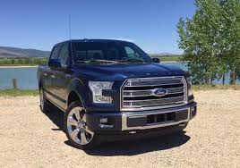 lexus pickup truck 2016 2016 ford f150 4x4 limited review how the upper 1 haul the