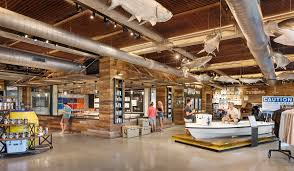 recently completed yeti flagship experience store lauckgroup