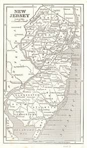 New Jersey Map 20 Best New Jersey Maps Images On Pinterest Cards Jersey City