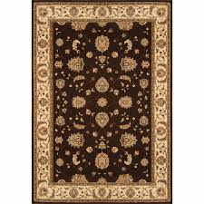 Home Design 9 X 10 by Home Dynamix Mercedes Brown Gold 7 Ft 10 In X 10 Ft 2 In