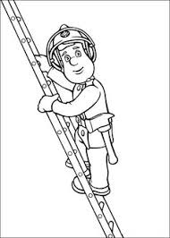 fireman sam colouring cartoonito for roman pinterest