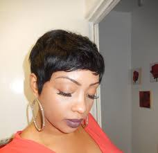 27 piece black hair style pixie short wig using 27 piece hair black hair pinterest