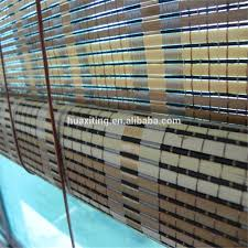 bamboo blind blinds and curtains window curtains window mat