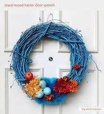15 diy handmade easter wreaths beautyharmonylife