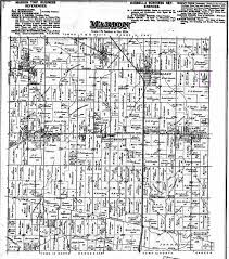 Land Ownership Map Brunswick The Spiraling Chains Schroeder Tumbush Family Trees