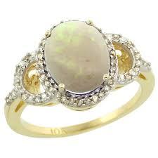 natural white opal white opal