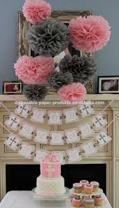 pink and gray baby shower baby shower pink and gray baby shower decorations pink and gray
