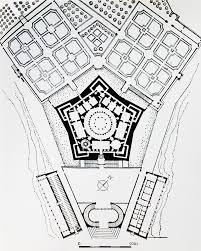 Italian Villa Floor Plans Travelling Through Italy Villa Farnese In Caprarola Viterbo
