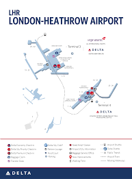 Atlanta International Airport Map by London Heathrow Airport Delta News Hub