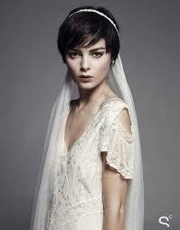 modele de coiffure pour mariage coiffure mariage 100 idées pour cheveux courts et longs