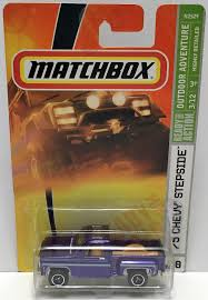matchbox honda ridgeline tas033824 2007 mattel matchbox outdoor adventure u002775 chevy