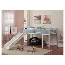 Low Loft Bunk Bed Low Loft Bed Reviews Allmodern