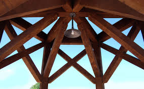 Pergola Roof Options by 12 Pergola Roofing Design Ideas Western Timber Frame