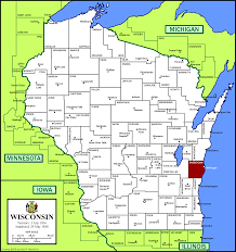 Counties In Wisconsin Map by Sheboygan Wisconsin Map Wisconsin Map