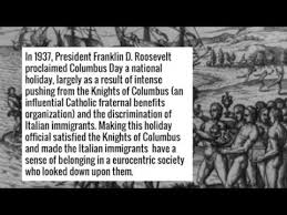 why do we celebrate columbus day u s history