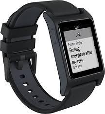 how to watch item on amazon black friday amazon com pebble 2 heart rate smart watch black black