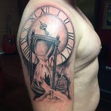 superb hourglass tattoo ideas goluputtar com