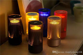 moonlight speakers new my710bt wireless portable bluetooth speaker creative led lights