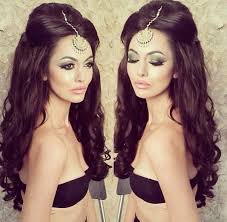 bridal hair for oval faces best 25 mehndi hairstyles ideas on pinterest mehndi hair