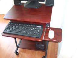 36 Inch Computer Desk Computer Desk With Wide Keyboard Tray 36 Inch Hutch 48 30 Compact