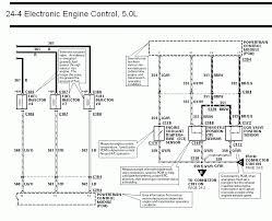94 95 mustang electronic engine control wiring diagram 24 4