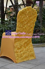 Gold Spandex Chair Covers Online Get Cheap Gold Rosette Aliexpress Com Alibaba Group