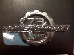 6 7 into 7 3 badges ford powerstroke diesel forum