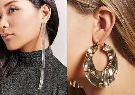 earrings trends earring trends 2017 2018 6 trends to try fashtrack