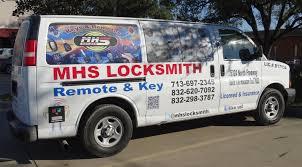 mhs locksmith houston