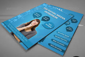 14 great social media flyer templates psd u0026 indesign u2013 design