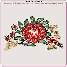 aussie floral sketches by dawn johnson echidna sewing brother