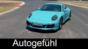 porsche 911 carrera gts interior new porsche 911 carrera gts facelift racetrack sound exterior