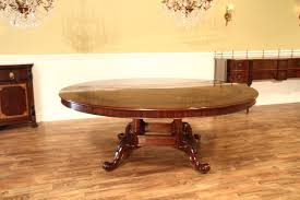 Large Round Dining Room Tables Large Round Dining Table 84 Round Dining Table Round Mahogany