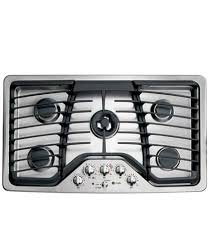 Gas Stainless Steel Cooktop Stainless Steel Appliance Design For A Modern Kitchen Ge Appliance