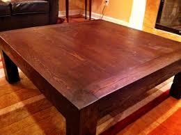 how to build a coffee table peeinn com