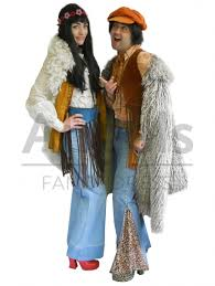 angels fancy dress sixties seventies 60s 70s hire costumes