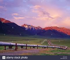 Alaska Pipeline Map by Trans Alaska Pipeline Autumn Stock Photos U0026 Trans Alaska Pipeline